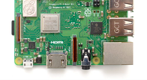For the Professional Maker: Raspberry Pi 3 B+ boosts the Pi 3's processing and communication capabilities