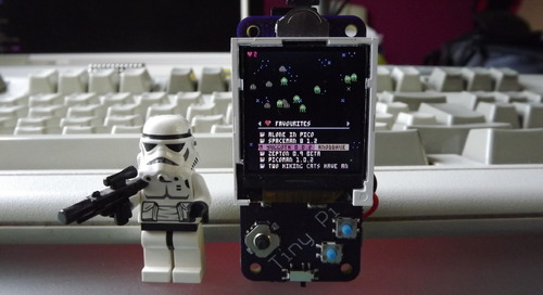 Raspberry Pi helps create a cottage industry of DIY game systems