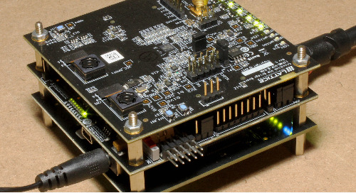 Hands-on with the Lattice Modular Embedded Vision Development Kit