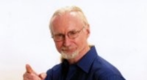 Five Minutes with ... Bruce Douglas, Chief Evangelist, IBM