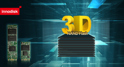 Innodisk Introduces Next-Generation NAND Flash
