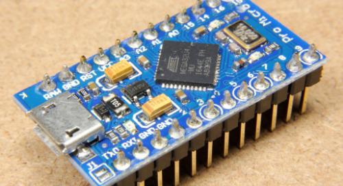 """Arduino"" Pro Micro ATmega32U4 Dev Board"