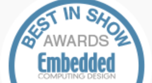Embedded World 2019 Best in Show Award Nominees: Security