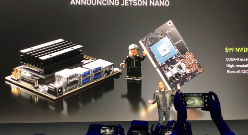 NVIDIA's $99 Jetson Nano Skimps on Size and Power, But Not Performance