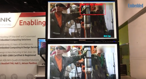 GTC 2019: ADLINK Helps Machines Monitor Human Safety