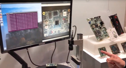 GTC 2019: ADLINK Industrial Platforms Emphasize Inferencing at the Edge