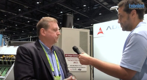 ADLINK Explains AI Training & 5G Multi-access Edge Computing Solutions at GTC 2019