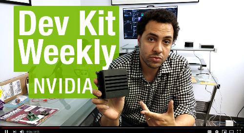 Dev Kit Weekly: NVIDIA's Jetson AGX Xavier Developer Kit