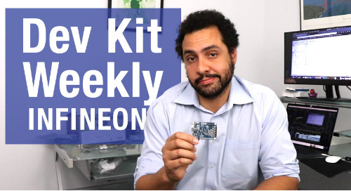 Dev Kit Weekly – Infineon iMOTION Modular Application Design Kit