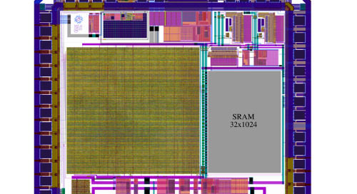 "X-FAB, Efabless Release First Silicon of ""Raven"" RISC-V SoC"