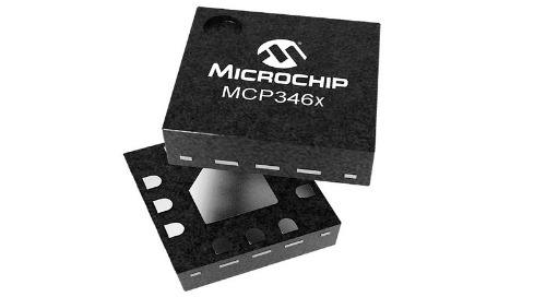 16-, 24-bit Microchip ADCs Offer High Precision, Up to 153.6 kSPS Sampling Rates