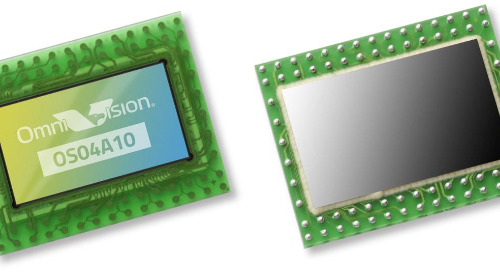 OmniVision Expands Nyxel NIR and ULL Sensor Resolution to 4 MP