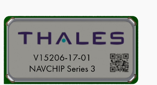 Thales Launches InterSense NavChip Series 3 Precision 6-axis IMU