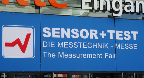Video Highlights from Nuremberg's Sensor+Test 2019
