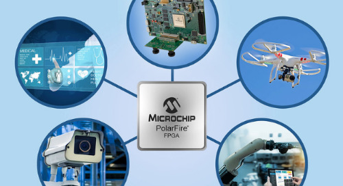 Microchip Releases Low-Power FPGA Video and Image Processing Solutions