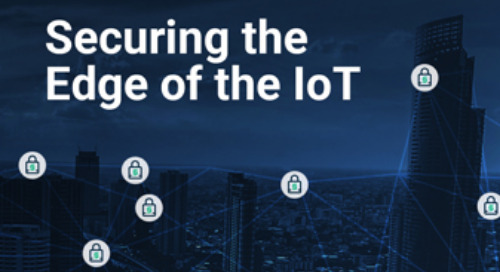 Sectigo and NetObjex Will Work Together to Protect the Edge of IoT