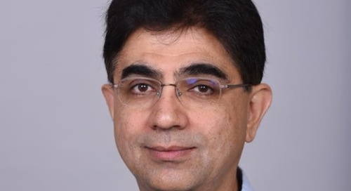 Five Minutes With…Arpit Joshipura, GM, Linux Foundation