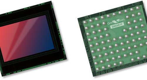 OmniVision Releases Automotive Image Sensor Fusion