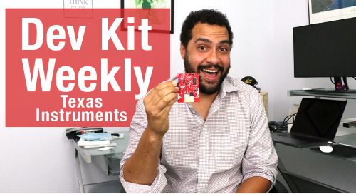 Dev Kit Weekly: Texas Instruments AWR1642BOOST mmWave Radar Sensor Eval Module