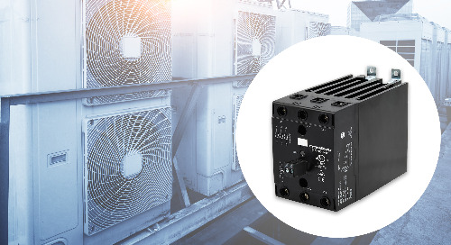 Sensata Technologies Releases Compact, 3-Phase DR67 and PM67 Solid State Relays