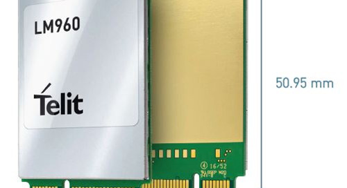 Telit's Advanced LTE Data Card for High-Speed Data Transmission at Rutronik
