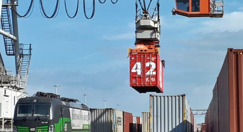 Traxens joins Port of Rotterdam in Container 42 Initiative