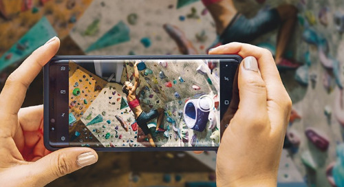 ams' High-Sensitivity Optical Sensor Helps Eliminate Flicker Artifacts