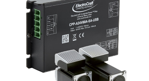 ElectroCraft Expands the CompletePower Plus Family of DC Motor Drives