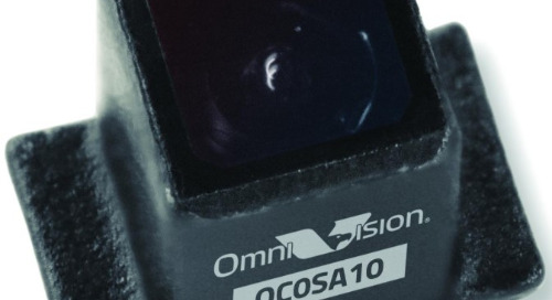 OmniVision's Latest Compact Medical Camera Claims Fastest Frame Rate