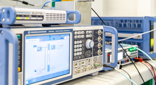 Rohde & Schwarz and Fraunhofer research 6G at THz frequencies
