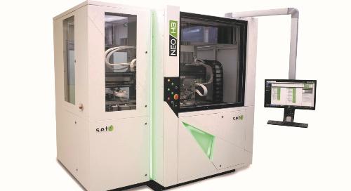 Smart Equipment Technology's Automatic Flip-Chip Bonder Offers ±1µm 3σ Post-Bonding Accuracy
