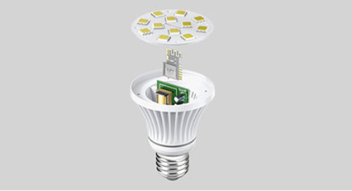 Application-Optimized Wireless Modules: A Bright Idea for Smart LED Bulb Designs