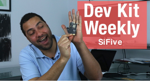 Dev Kit Weekly: SiFive Learn Inventor Kit