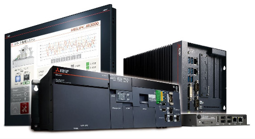 Mitsubishi's MELIPC Edge-Computing Solution Serves Smart Factories