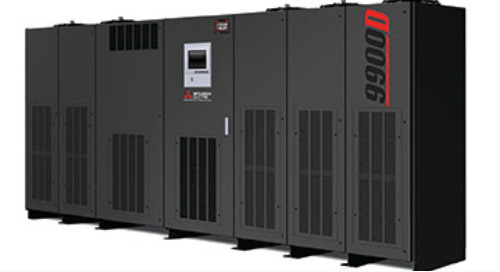 Mitsubishi Electric UPS For Data Centers Boasts High Power Density