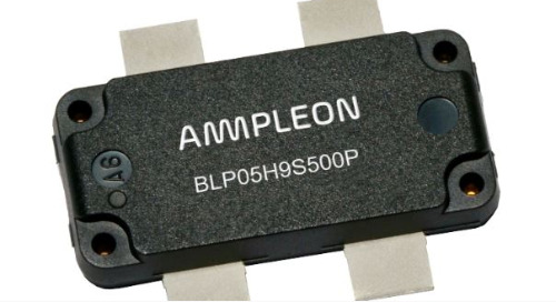 Ampleon Claims Most Efficient 500-Watt LDMOS Transistor  in the 433MHz Band