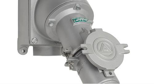 Emerson Upgrades Appleton Industrial Power Connectors