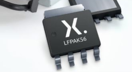 Nexperia Releases its 0.57 mΩ Product in LFPAK56 Packaging