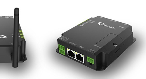 ICP Launches UR32 Compact Industrial 4G Router