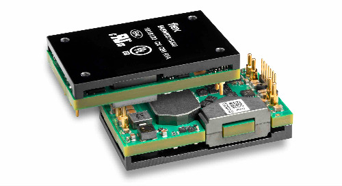 Flex Power Adds Telecom Model to BMR480 DC-DC Converter Series