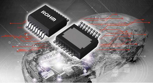 ROHM Claims First Intelligent Power Devices Enabling Standalone System Protection