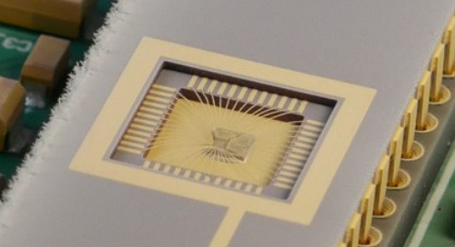 First Quantum IC With Quantum Dots and D/A Circuits on a CMOS Chip Presented