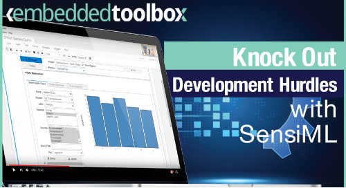 Embedded Toolbox: Knock Out Embedded AI & Machine Learning Development Hurdles