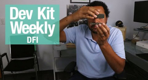 Dev Kit Weekly: DFI's AMD R1000 Series-Powered GHF51 Development Kit
