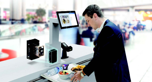 Artificial Intelligence and Computer Vision Speeds Canteen/Restaurant Checkout