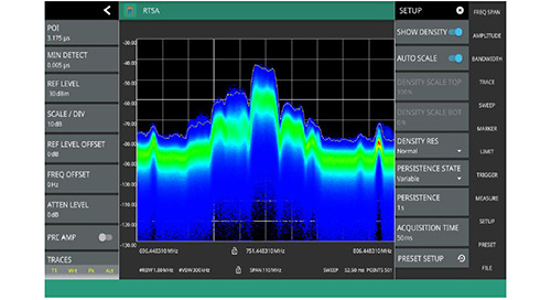 Understanding Key Real-Time Spectrum Analyzer Specifications