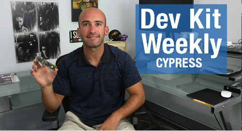 Dev Kit Weekly: Cypress Semiconductor CY8CKIT-059 PSoC 5LP Prototyping Kit