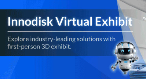 Innodisk Virtual Exhibit