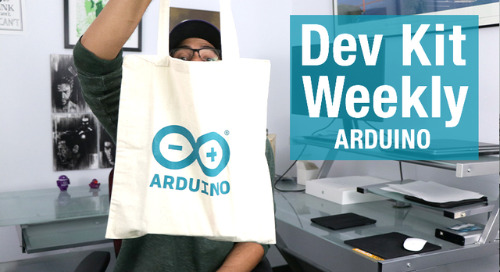 DEV KIT WEEKLY: Arduino Oplà IoT Kit