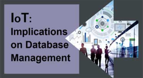 IoT: Implications on Database Management